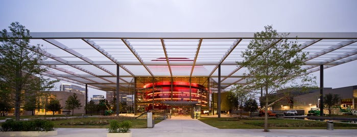 AT&T Performing Arts Center is one of Dallas Favorites.