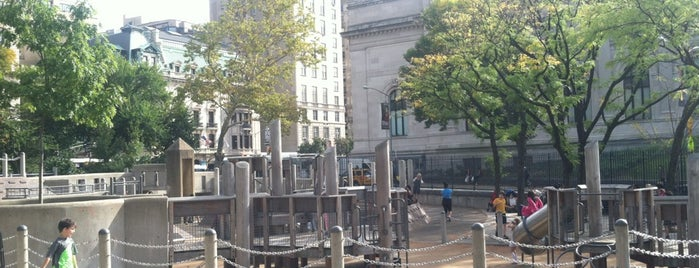 Ancient Playground is one of The Upper East Side List by Urban Compass.