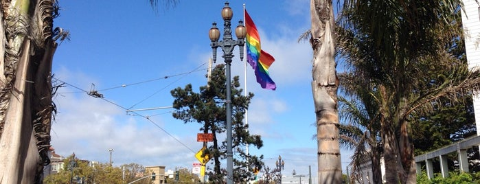 The Castro is one of San Francisco Bay.