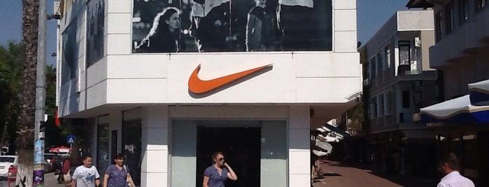 Nike is one of Gespeicherte Orte von Saliha.