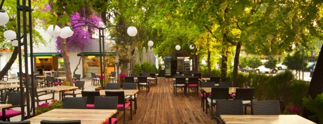 LimonH₂O Cafe Bistro is one of Fethiye.