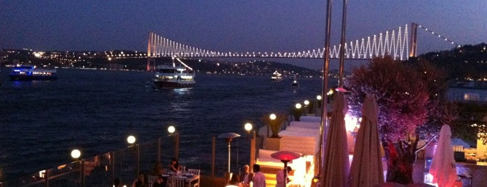 Suada Club is one of Istanbul.