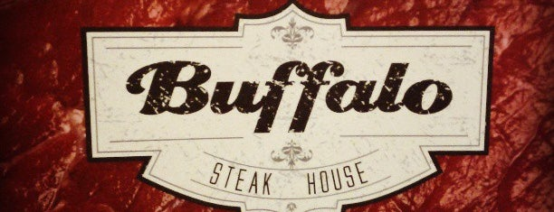 Buffalo Steak House is one of Best Restaurants (6.0+) in Chișinău.