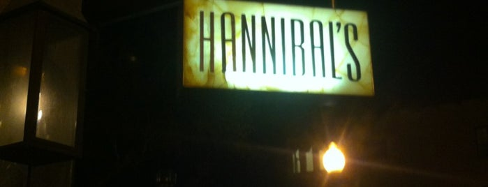 Hannibal's is one of Orlando Eats.