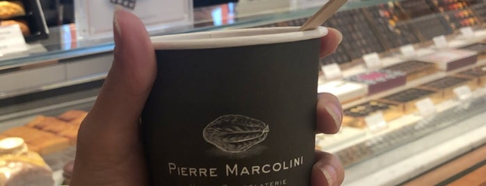 Pierre Marcolini Chocolatier is one of London.