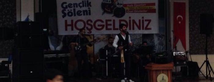 Necip Fazıl Kısakürek Kültür Merkezi is one of Selçuk 님이 좋아한 장소.