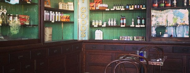 Hillside Farmacy is one of Austin Places to Try.