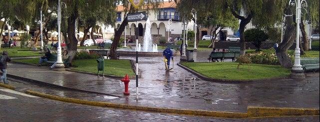 Plaza Regocijo is one of Orte, die Mym gefallen.