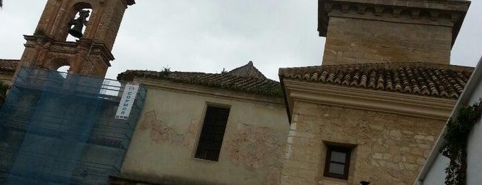 Iglesia de San Zoilo is one of Que visitar en Antequera.