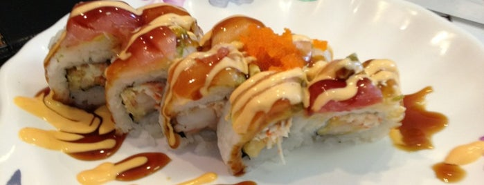 Tokyo Sushi is one of Zack'ın Kaydettiği Mekanlar.