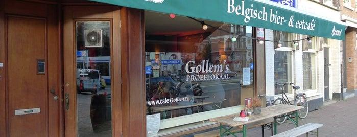 Gollem's Proeflokaal is one of Bier & Amsterdam.