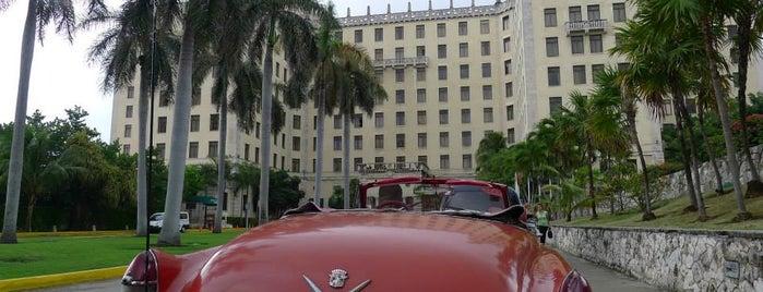 Hotel Nacional De Cuba is one of Havana Essentials.
