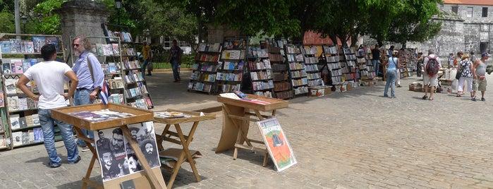 Plaza de Armas is one of Havana Essentials.