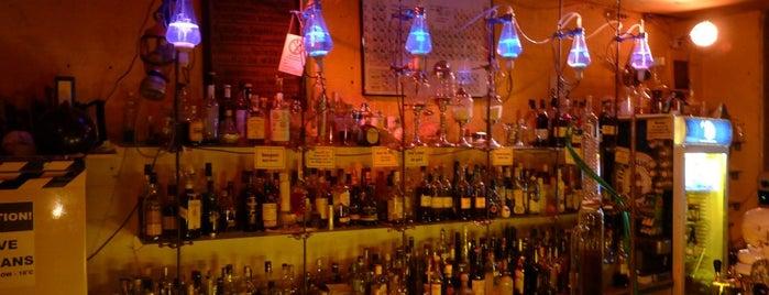 Zyankali Bar is one of Nite Life.