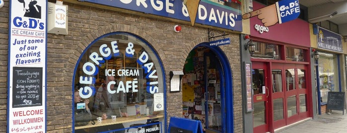 George & Davis is one of Oxford Highlights.
