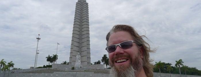 Monumento Plaza De La Revolución is one of Havana Essentials.