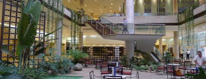 Hotel Tryp Habana Libre is one of Havana Essentials.