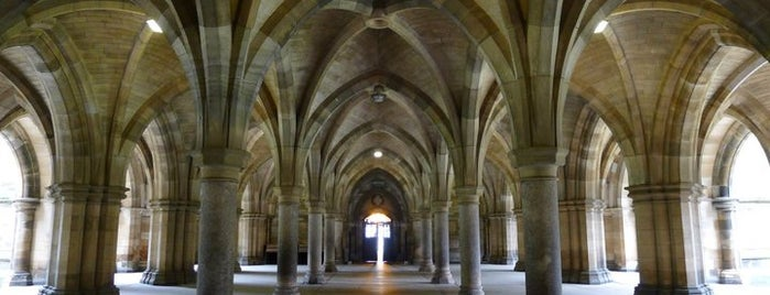 University of Glasgow is one of Glasgow.
