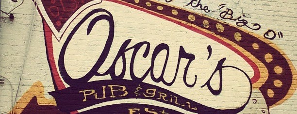 Oscars Pub & Grill is one of Bloody Mary Hit List.