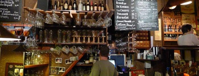 Café Gollem is one of Bier & Amsterdam.