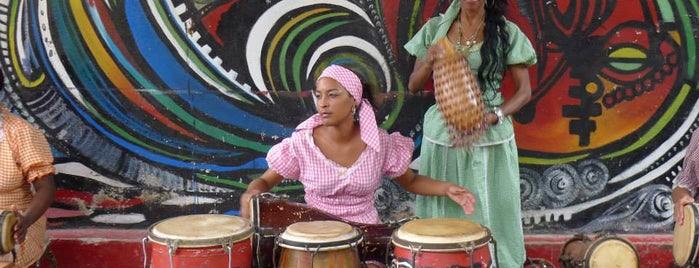 Callejón de Hamel is one of Havana Essentials.
