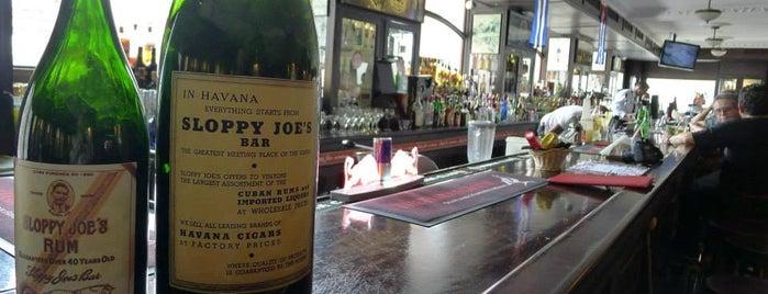 Sloppy Joe's Bar is one of Havana Essentials.