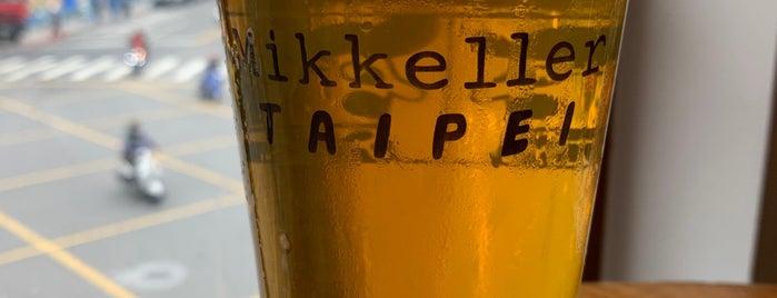 Mikkeller Bar Taipei is one of Drinking Taipei.