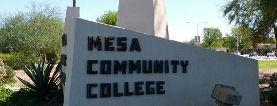 Mesa Community College is one of Posti che sono piaciuti a Joyce.