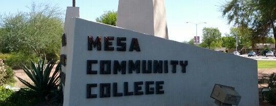 Mesa Community College is one of Locais curtidos por Joyce.