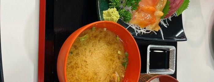 Kuromon Sanpei is one of Japao.