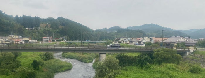 猊鼻渓駅 is one of JR 키타토호쿠지방역 (JR 北東北地方の駅).
