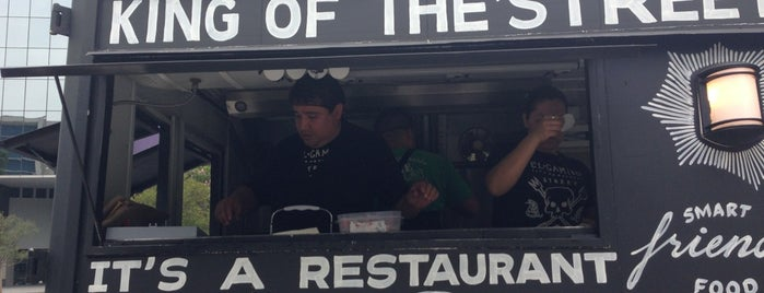 El Camino Foodtruck is one of Kevin'さんの保存済みスポット.