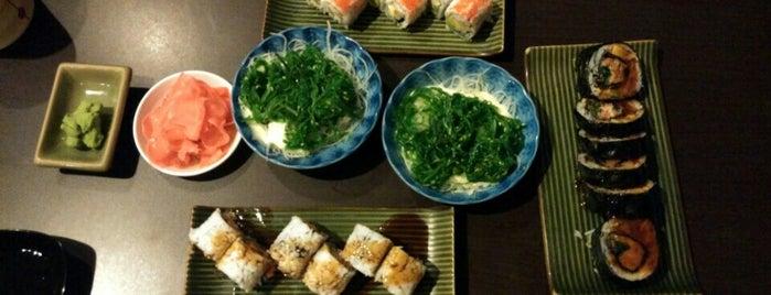 Sushi Hana Japanese Resto is one of FavouriteRestaurant!.