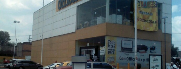 OfficeMax is one of Locais curtidos por Julio.