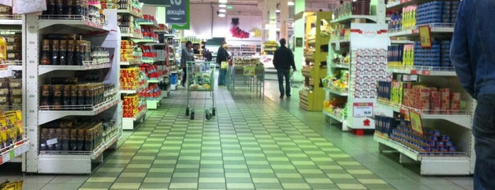 Мегамаркет / Megamarket is one of Zoya'nın Beğendiği Mekanlar.