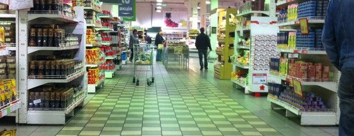 Мегамаркет / Megamarket is one of Zoya 님이 좋아한 장소.