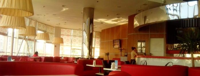 Oscar Bar is one of Карта для свиданий (кафе).