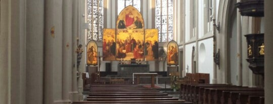St. Remigius Kirche is one of Bonn.
