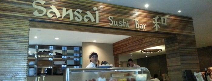 Sansai Sushi Bar is one of Participantes da 7ªed. do Curitiba Restaurant Week.