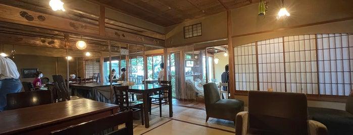 cafe tsukikoya (ツキコヤ) is one of 神奈川ココに行く! Vol.14.