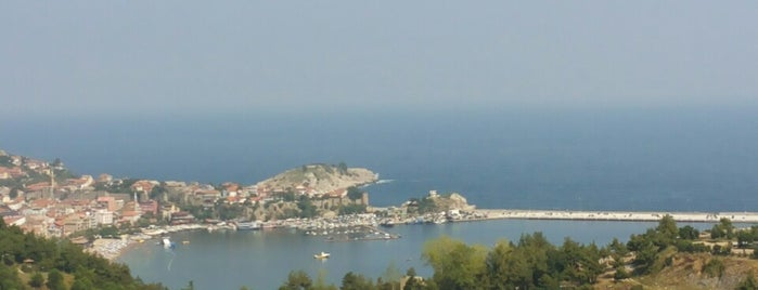 Amasra Sahil is one of Lugares favoritos de Mustafa.