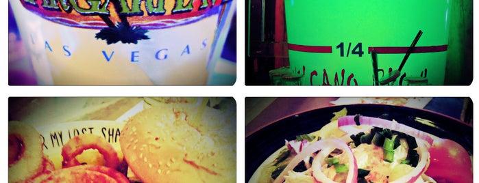 Margaritaville is one of Vegas.