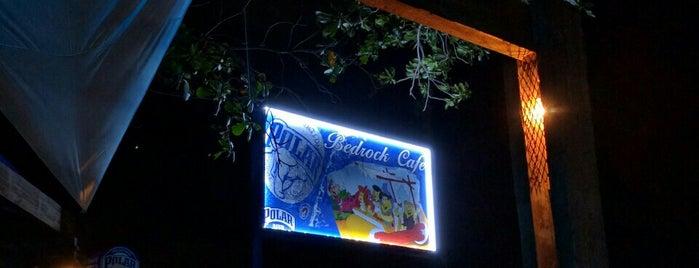 Bedrock Cafe is one of Lugares guardados de Petri.