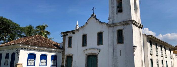 Igreja Nossa Senhora das Dores is one of Cris : понравившиеся места.