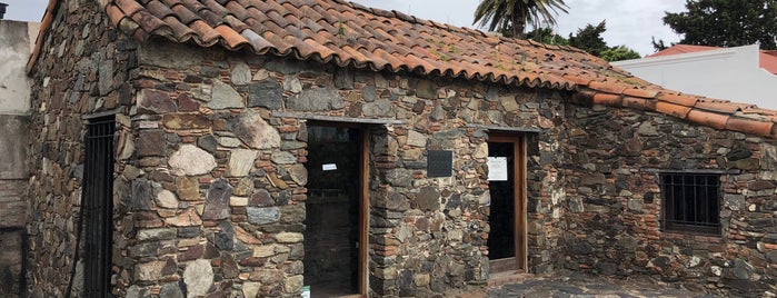 Museo Del Azulejo is one of Colonia del Sacramento.