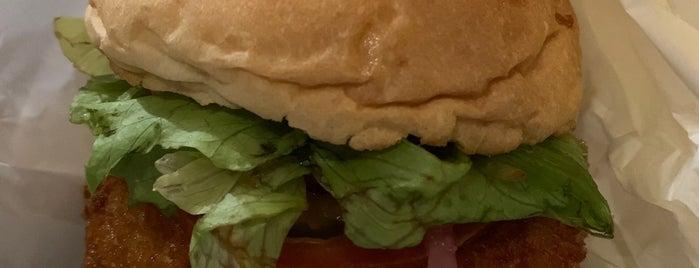 Burger Joint is one of Orte, die Elizângela gefallen.
