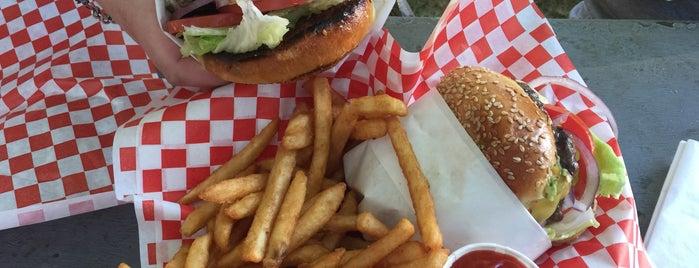 Burger Barn is one of Bishop.