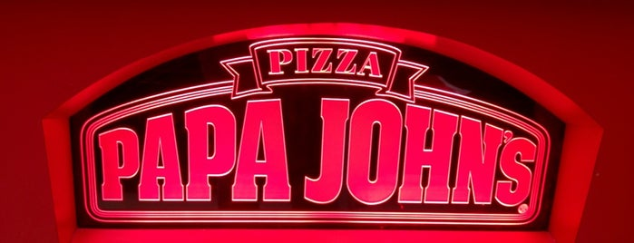 Papa John's Pizza is one of Lieux qui ont plu à Kaitlynn.