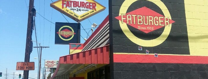 Fatburger is one of California.