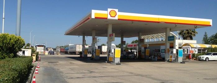 Karakaş Petrol Shell is one of Tempat yang Disukai Perihan.